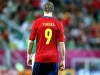 Football - European Championships 2012 - Republic Of Ireland vs. Spain  Fernando Torres of Spain.