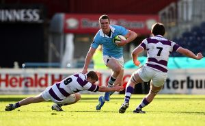 Clongowes Wood College v St Michael's College - Powerade Leinster Schools Senior Cup Rugby Final