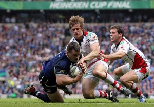 Rugby Union - ERC Heineken Cup Final - Leinster vs. Ulster